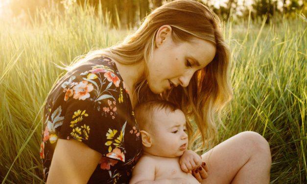Etre une maman parfaite aux yeux de son bébé