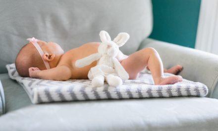 Le doudou dans la vie de bébé